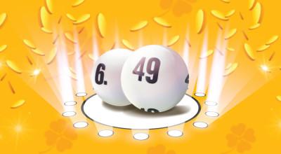 Lotto 6 aus 49 im Rampenlicht
