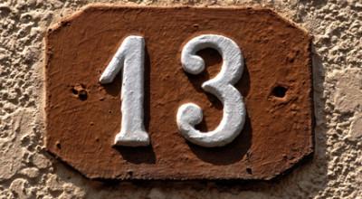 Die Zahl 13
