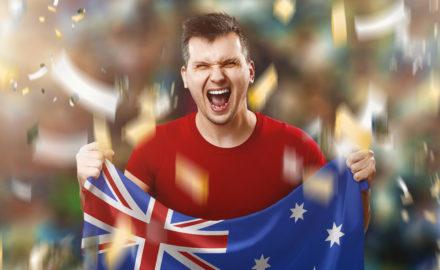 Lottospieler aus Australien gewinnt gleich zwei Mal